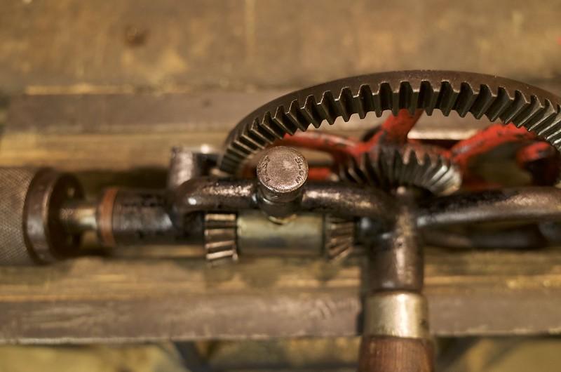 Goodell Pratt No.5 1/2 (gear change selector)