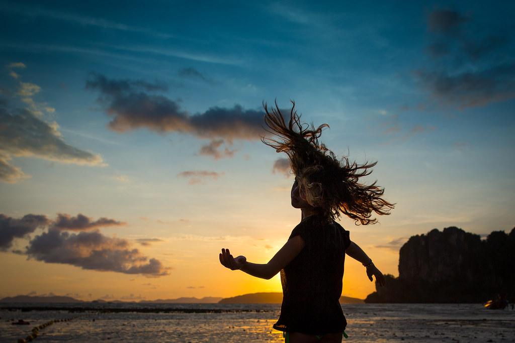 Ode to a setting sun~ Krabi