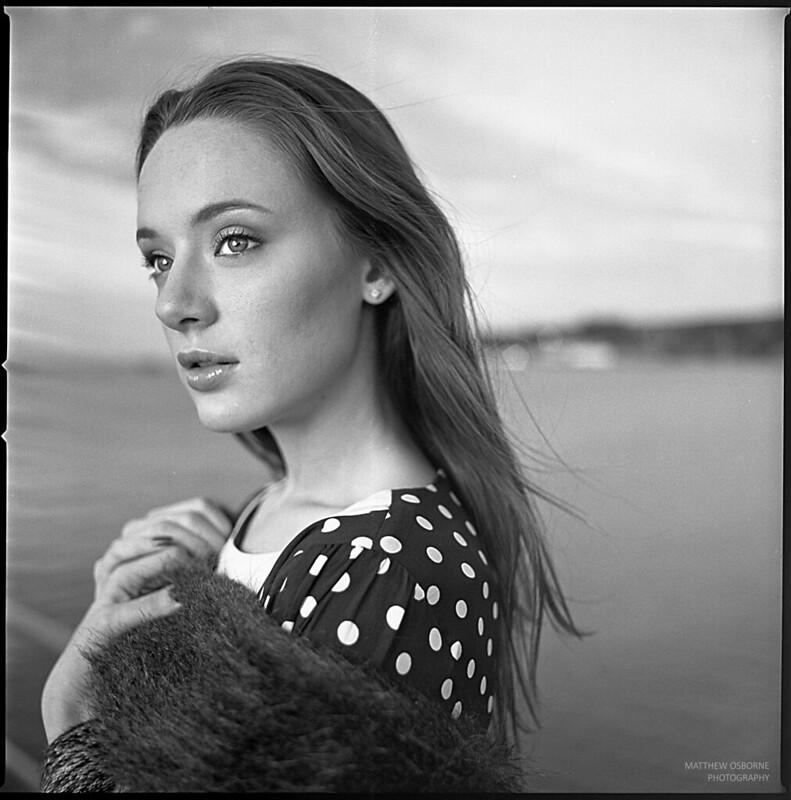 Hasselblad Portrait