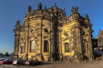 Dresden - kath. Hofkirche