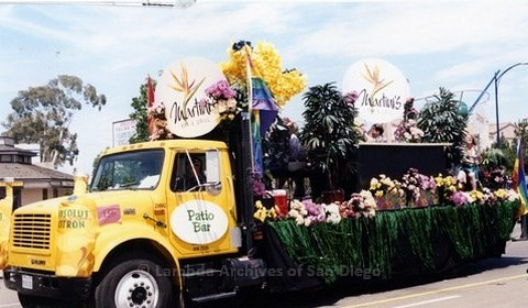San Diego LGBTQ Pride Parade, 2000