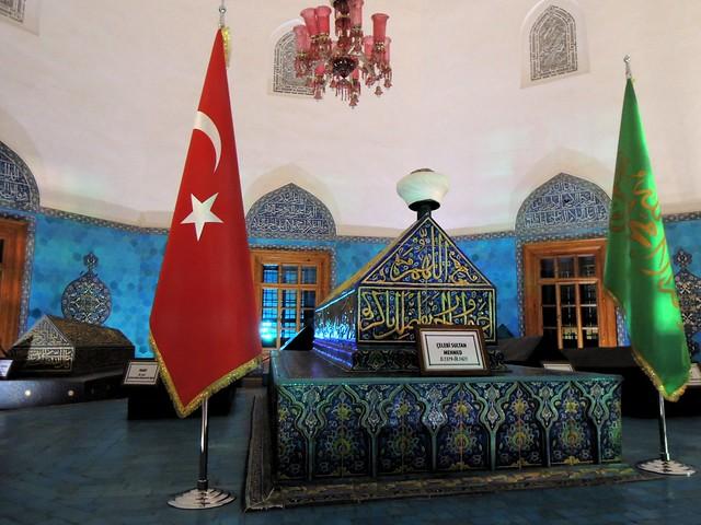 Çelebi Sultan Mehmed by bryandkeith on flickr