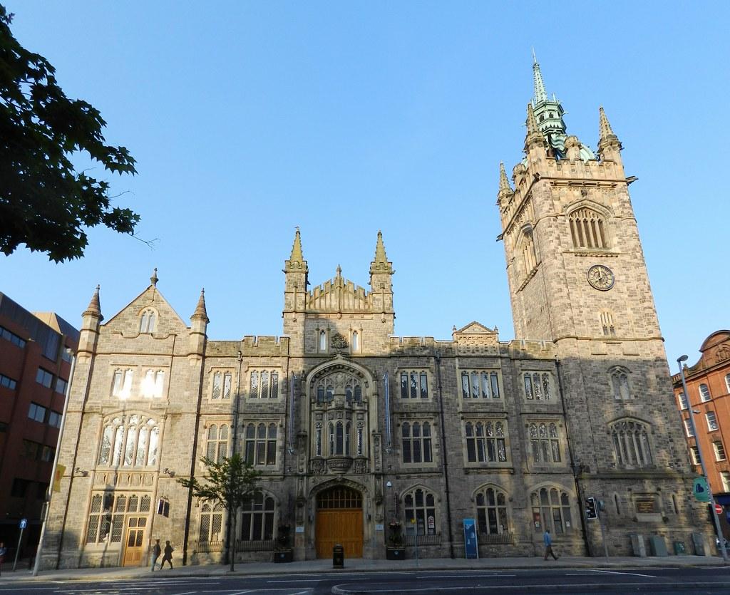 Asamblea Presbiterana Irlanda del Norte Belfast Ulster 01