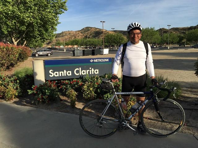 Apres Hallows Wedding Ride to Santa Clarita