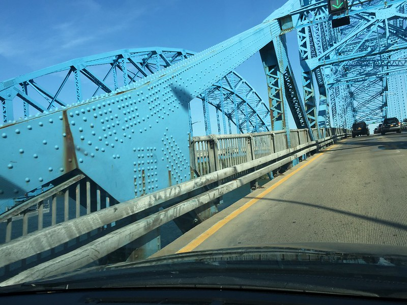 The Grand Island Bridge