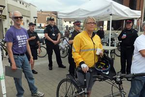 2015 12 BikeToWorkDay David Laing Peel Police_300