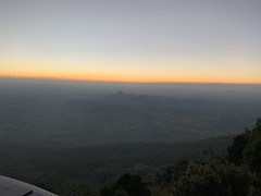 World's View sunset