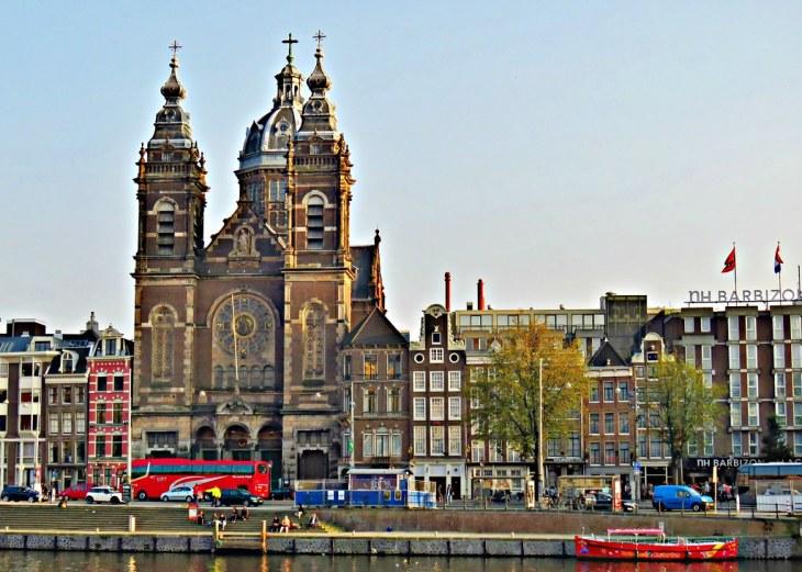 Sint Nicolaaskerk, Amsterdam, The Nederlands | Excerpt from … | Flickr