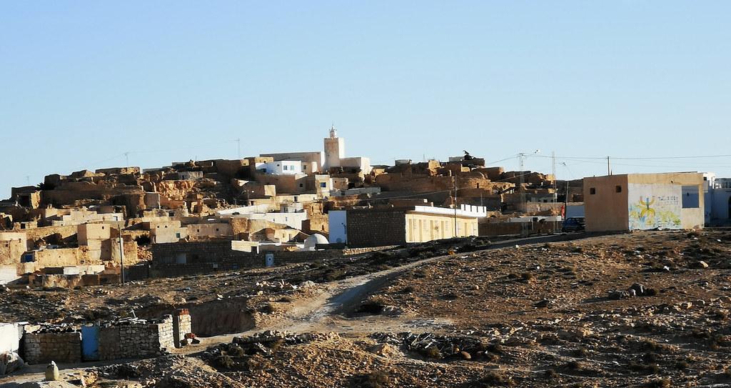 vista de Tamezret Tunez 02