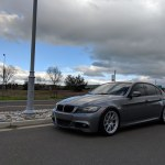 Armon S Bmw E90 335i With 18 Fl 5 Wheels A Photo On Flickriver