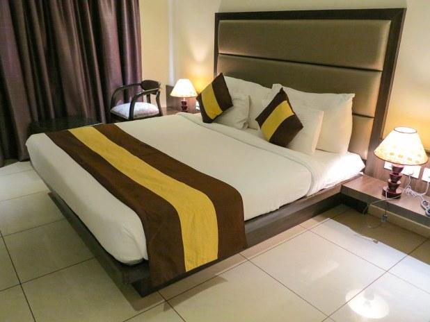 Hotel recomendado en Agra