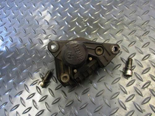 Brembo Front Disk Brake Detail