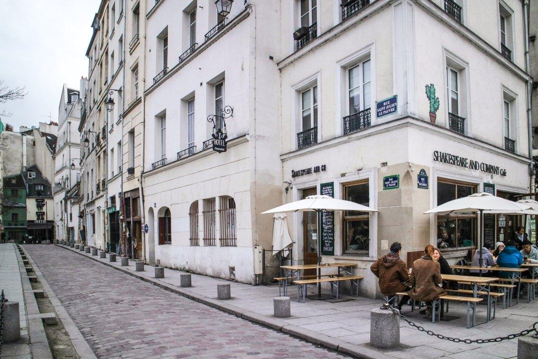 Libreria Shakespeare and Company, Parigi