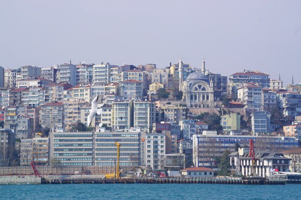Karaköy neighborhood