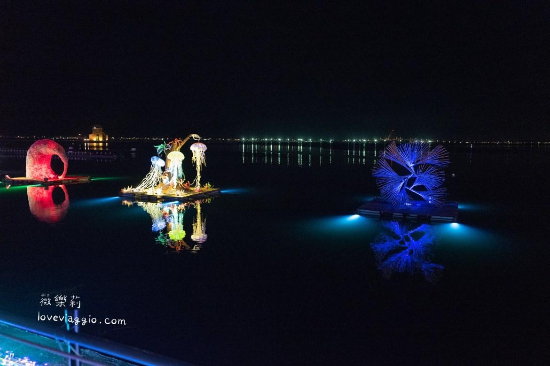2019台灣燈會,大鵬灣,大鵬灣燈區,屏東景點 @薇樂莉 Love Viaggio   旅行.生活.攝影