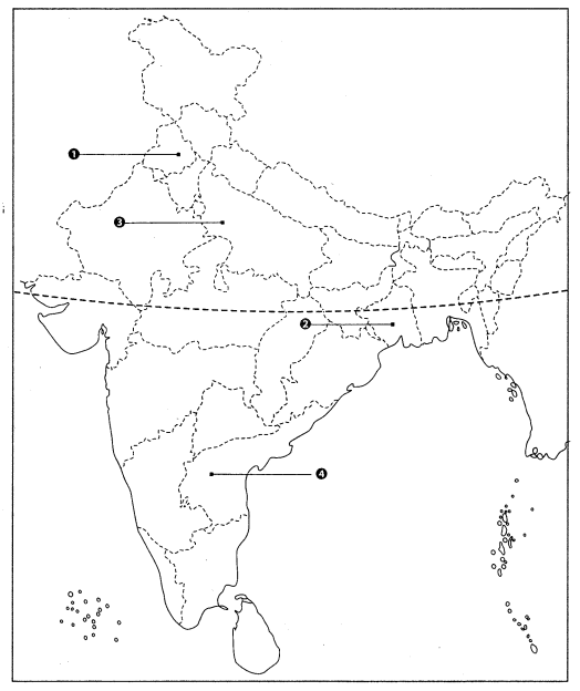 agriculture map of india class 10 Class 10 Geography Map Work Chapter 4 Agriculture Learn Cbse agriculture map of india class 10