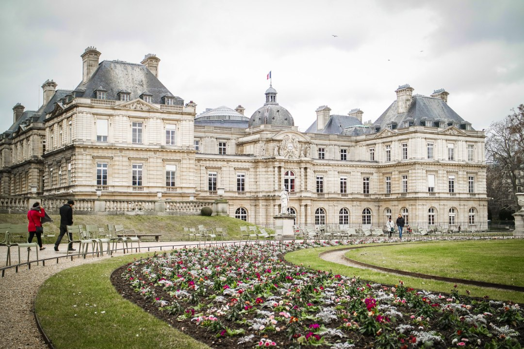 Jardin du Luxembourg, Parigi