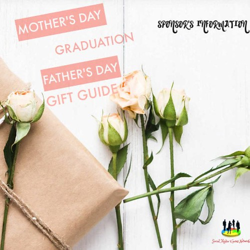 Sponsors Information - 2019 SMGN Mother's Day/Father's Day/Graduation Gift Guide #MySillyLittleGang #SMGurusNetwork
