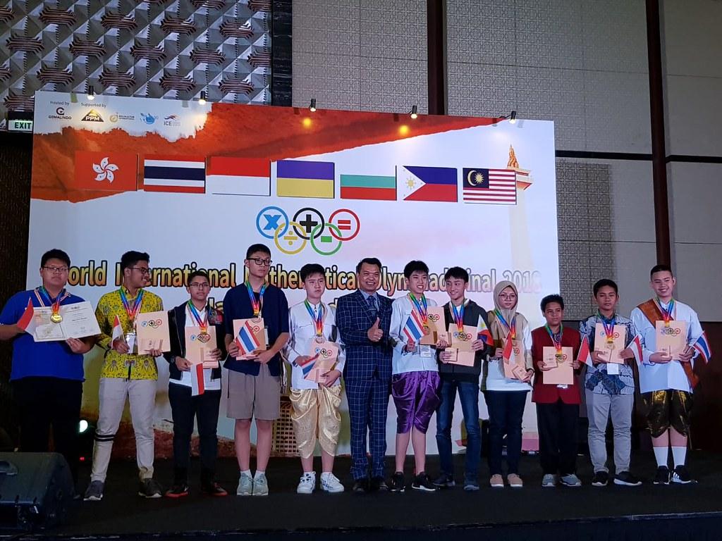Siswa SMP Bustanul Makmur Raih Medali Perunggu World