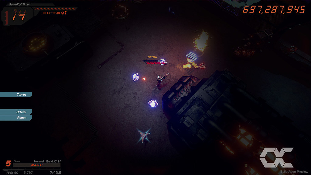 Preview Bullet Rage - Overcluster 09