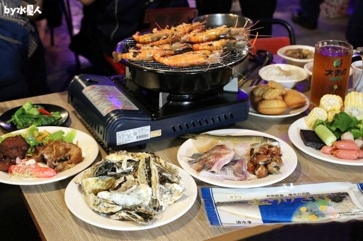 46861537404 1f5c68e313 b - 熱血採訪|台灣庄腳情,泰國流水蝦+古早味手路菜吃到飽,爽嗑東石鮮蚵