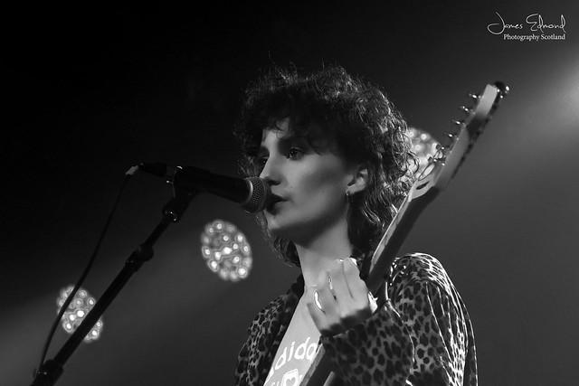Phoebe Green @ Glasgow Barrowland 2nd April 2019 supporting Sundara Karma