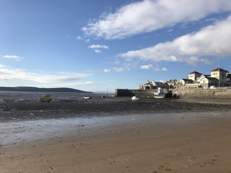 Weston Super Mare to Sand Point