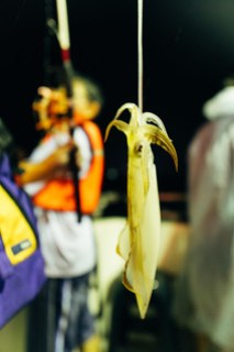 Night squid fishing in Penghu
