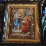 2018 04 07 Liturgy of Holy Saturday and Annunciation of the Theotokos