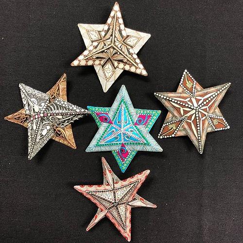 """""""3Z Stars"""" class tiles"""