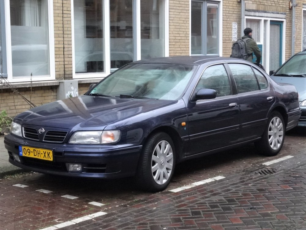 medium resolution of  1999 nissan maxima qx by harry nl