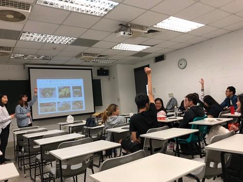 元智大學「華語聊天室」引領國際學生認識傳統文化 (4)