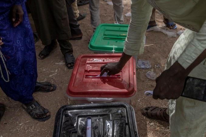 Nigerian Presidential Elections 2019