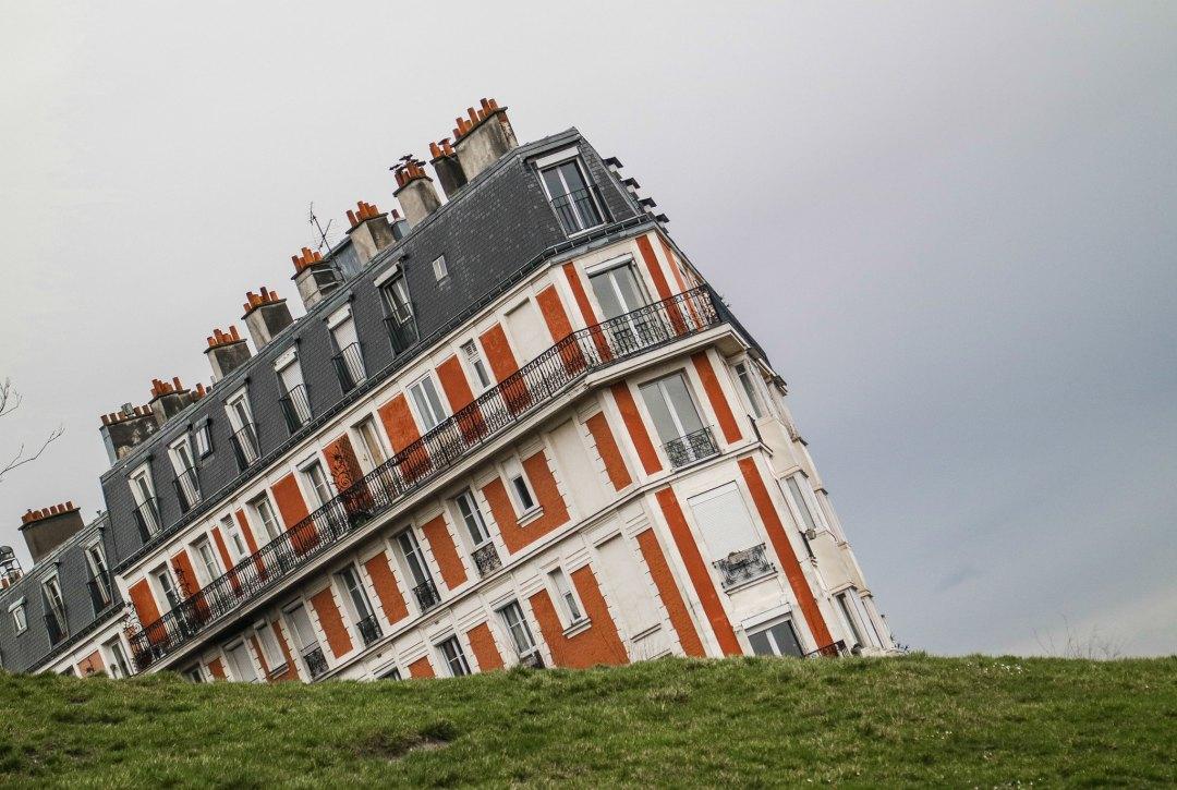 Casa storta, Montmartre