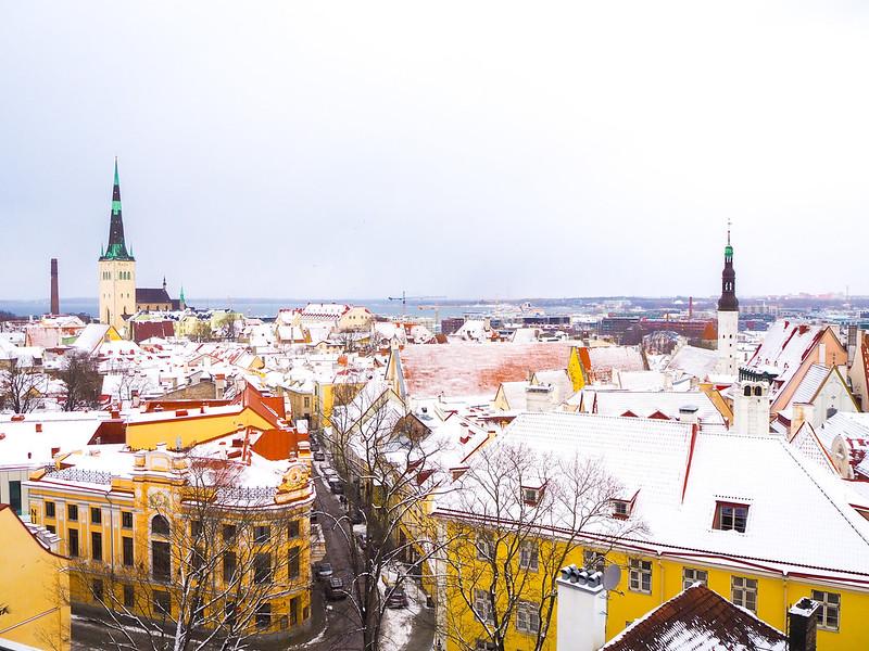 Päiväksi Tallinnaan