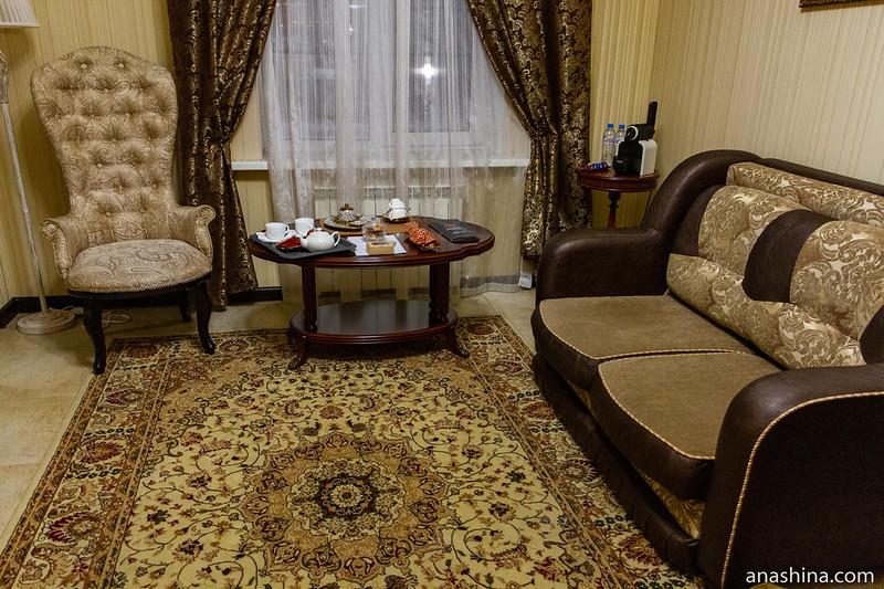 Номер в отеле «Никитин», Нижний Новгород