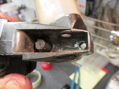 Front Master Cylinder Plunger