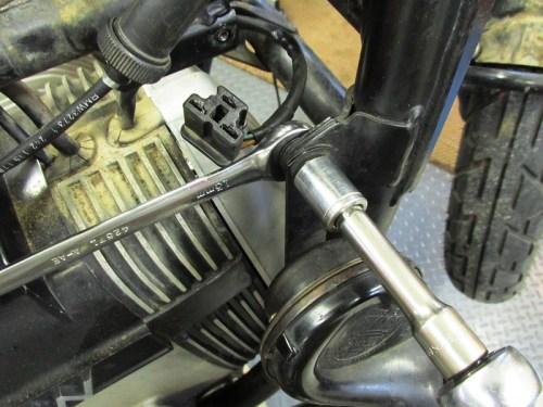 Remove Horn Bracket