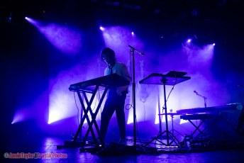 FKJ + Lou Phelps @ The Commodore Ballroom - April 5th 2019
