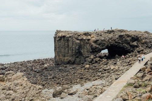 Whale Cave, Penghu