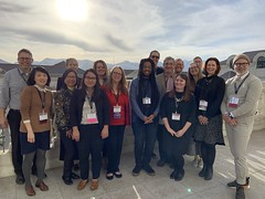 Texas-Mexico Chapter Group Photo March 2019