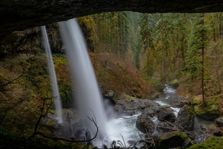04.02. Silver Falls State Park, OR