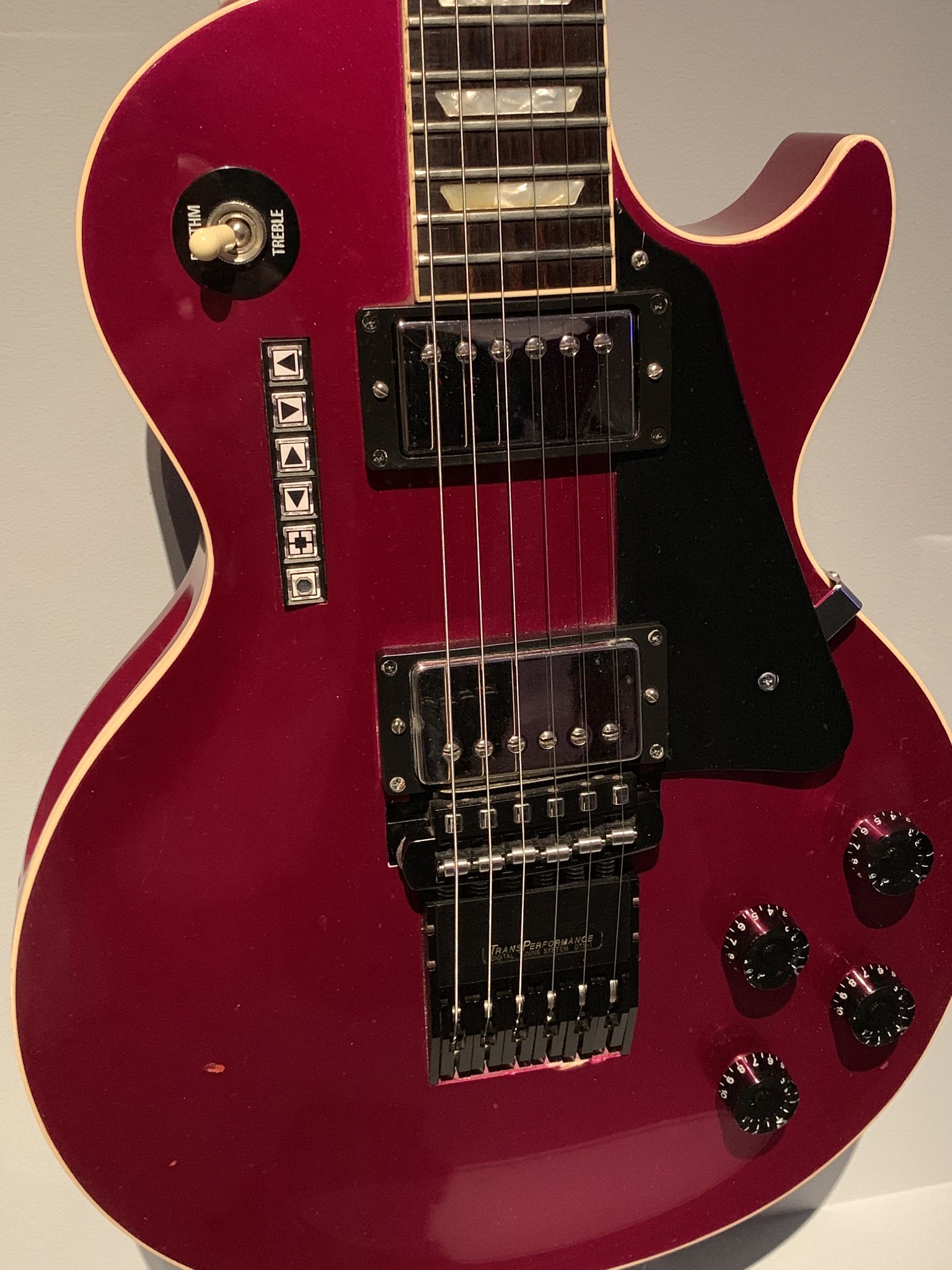 Jimmy Page - Gibson Les Paul TransPerformance
