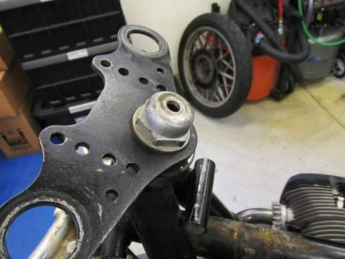 Steering Stem Cap Nut