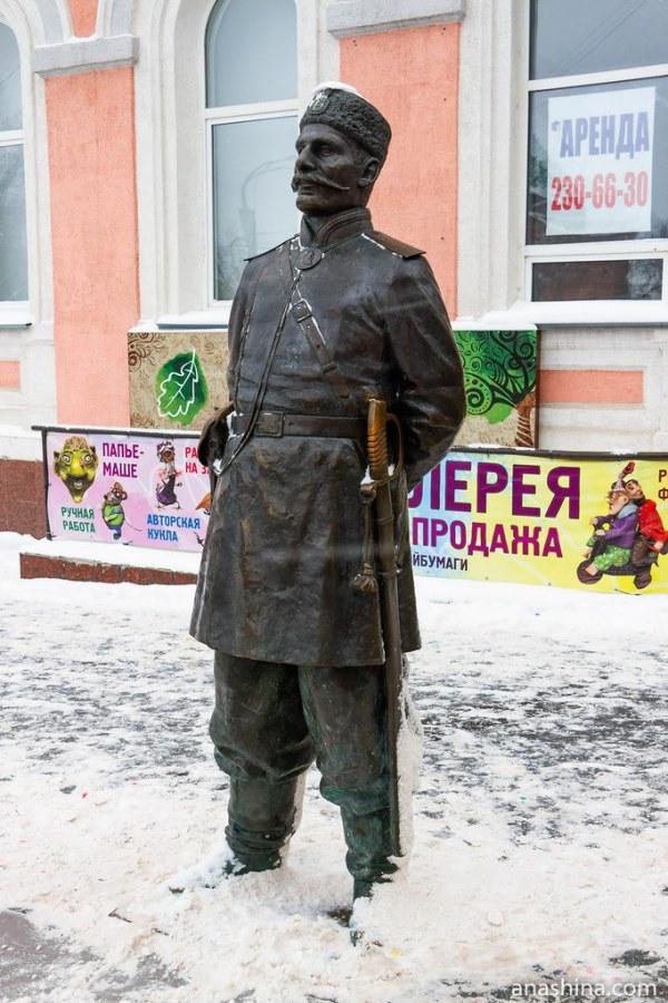 Городовой, Большая Покровская улица, Нижний Новгород
