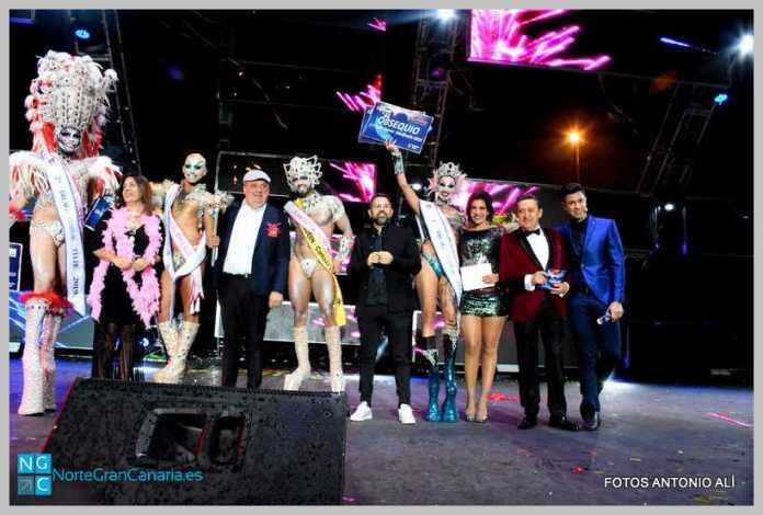 Gala Drag Telde 2019 por Antonio Alí