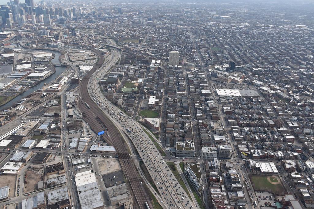 The Kennedy Expressway Chicago | BartShore | Flickr