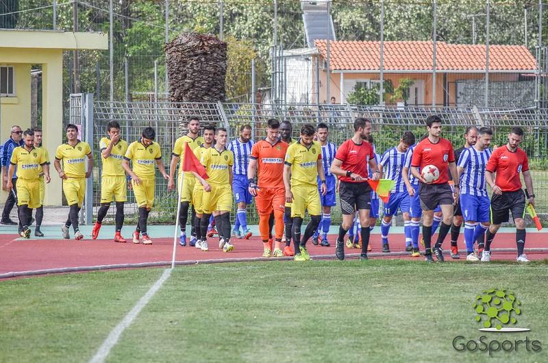 ΠΑΣ Πρέβεζα vs Φορτούνα Βαλ. 2018-19