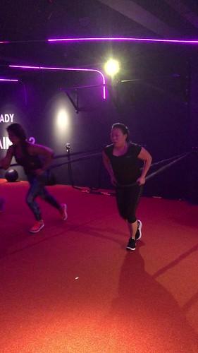 Cirque training