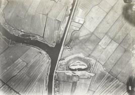 Luchtfoto_van_Fort_Marken-Binnen - ongeveer 1925